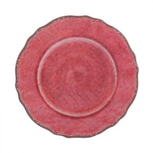 217atqr-antiqua-red-dinner-plate