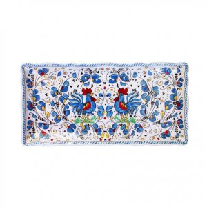 297rb-rooster-blue-biscuit-tray